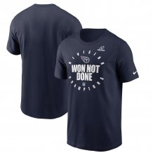 Tennessee Titans - 2020 AFC South Division Champions NFL T-Shirt