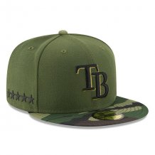 Tampa Bay Rays - Memorial Day 59Fifty MLB Hat