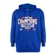 Chicago Cubs - 2016 National League Champions MLB Hoodie