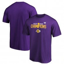 Los Angeles Lakers - 2020 Finals Champions Finger In The Line NBA Koszulka