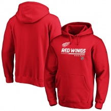 Detroit Red Wings - Authentic Pro Core NHL Hoodie