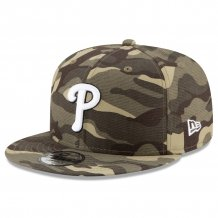 Philadelphia Phillies - 2021 Armed Forces Day 9Fifty MLB Šiltovka