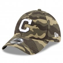 Cleveland Indians - 2021 Armed Forces Day 39Thirty MLB Hat
