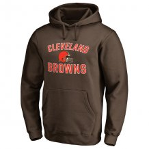 Cleveland Browns - Pro Line Victory Arch NFL Hoodie