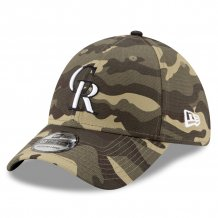 Colorado Rockies - 2021 Armed Forces Day 39Thirty MLB Hat