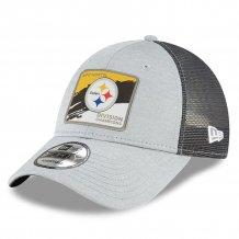 Pittsburgh Steelers - 2020 AFC North Division Champions NFL Kšiltovka