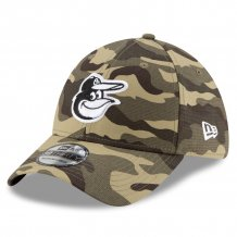 Baltimore Orioles - 2021 Armed Forces Day 39Thirty MLB Hat