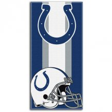 Indianapolis Colts - Northwest Company Zone Read NFL Beach Towel