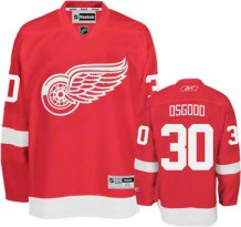 Detroit Red Wings - Chris Osgood NHL Jersey