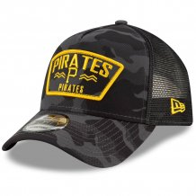 Pittsburgh Pirates - A-Frame Patch 9Forty MLB Hat