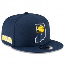 Indiana Pacers - 2021 City Edition Alternate 9Fifty NBA Šiltovka