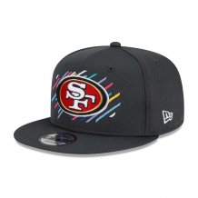 San Francisco 49ers - 2021 Crucial Catch 9Fifty NFL Hat