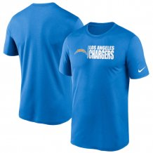 Los Angeles Chargers - Impact Legend Performance NFL T-Shirt
