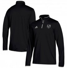 Los Angeles Kings - Climalite Quarter-Zip NHL Pullover Jacket