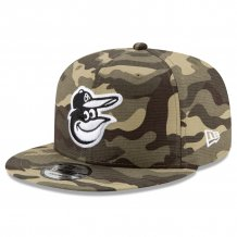 Baltimore Orioles - 2021 Armed Forces Day 9Fifty MLB Hat