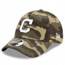 Cleveland Indians - 2021 Armed Forces Day 9Forty MLB Hat