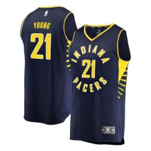 Indiana Pacers - Thaddeus Young Fast Break Replica NBA Dres