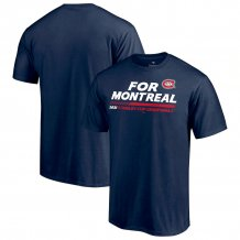 Montreal Canadiens - 2021 Stanley Cup Playoffs Semifinal NHL T-Shirt