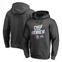Chicago Cubs - 2016 League Championship Series Participant MLB Hoodie