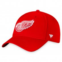 Detroit Red Wings - Primary Logo Flex NHL Hat