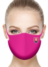 Sport Protective face mask Slovakia All Pink / volume discount
