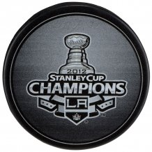 Los Angeles Kings - 2012 Stanley Cup Champs NHL Puck