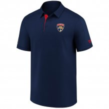 Florida Panthers - Authentic Locker Room NHL Polo T-Shirt