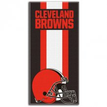 Cleveland Browns - Northwest Company Zone Read NFL Beach Towel