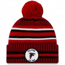 Arizona Cardinals youth - Sideline Home Reverse NFL Winter Hat