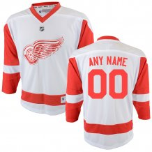 Detroit Red Wings Youth - Replica NHL Jersey/Customized