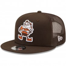 Cleveland Browns - Classic Trucker 9Fifty NFL Hat