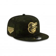 Baltimore Orioles - Armed Forces 9Fifty MLB Cap