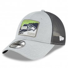 Seattle Seahawks - 2020 NFC West Division Champions NFL Kšiltovka