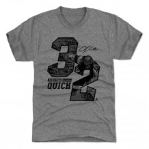 Los Angeles Kings Youth - Jonathan Quick Offset NHL T-Shirt