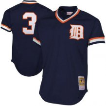 Detroit Tigers - Alan Trammell 1984 Authentic Cooperstown Collection MLB Jersey