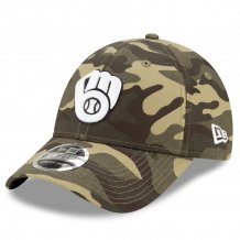 Milwaukee Brewers - 2021 Armed Forces Day 9Forty MLB Hat