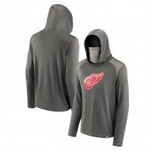 Detroit Red Wings - Rally On NHL Hoodie with face covering