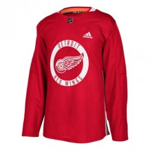 Detroit Red Wings - Authentic Pro Practice NHL Jersey/Customized