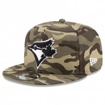 Toronto Blue Jays - 2021 Armed Forces Day 9Fifty MLB Šiltovka