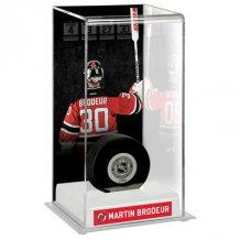 New Jersey Devils - Martin Brodeur Deluxe NHL Puck Case