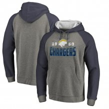 Los Angeles Chargers - Timeless Collection NFL Mikina s kapucí