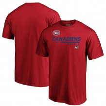 Montreal Canadiens - Authentic Pro Core NHL T-Shirt