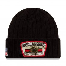 Tampa Bay Buccaneers - 2021 Salute To Service NFL Knit hat