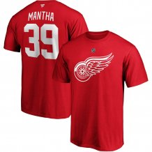 Detroit Red Wings - Anthony Mantha Stack NHL T-Shirt