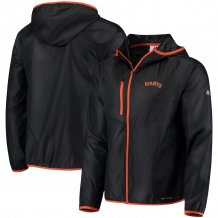 San Francisco Giants - Weakness is a Choice Full-Zip MLB Hooded Jacket