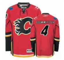 Calgary Flames - Jay Bouwmeester Third NHL Dres