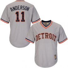Detroit Tigers - Sparky Anderson Cooperstown Collection MLB Jersey