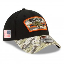 Denver Broncos - 2021 Salute To Service 39Thirty NFL Hat