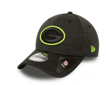 Green Bay Packers - Tech Grey 39Thirty NFL Hat