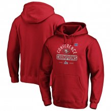 San Francisco 49ers - 2019 NFC Champions First Down NFL Hoodie